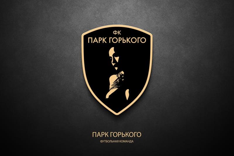 Эмблема футбольной команды – work in freelancer's portfolio