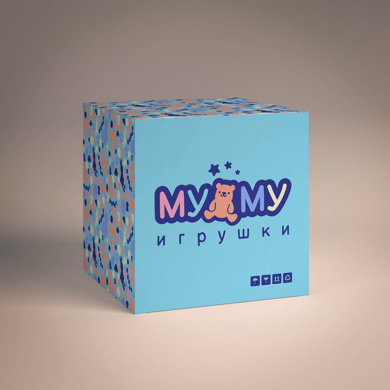Логотип для компании «МУМУ» – работа в портфолио фрилансера