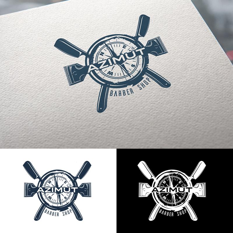 лого Azimut – работа в портфолио фрилансера