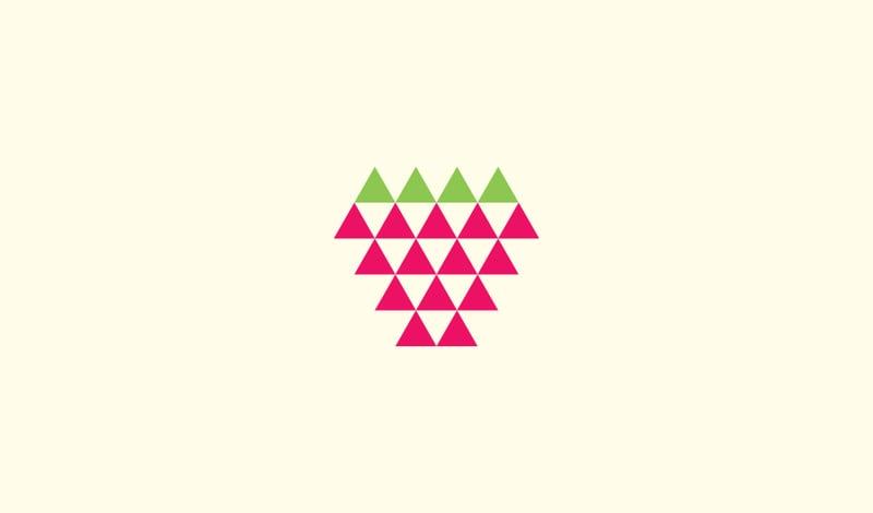 Логотип для Малина – работа в портфолио фрилансера