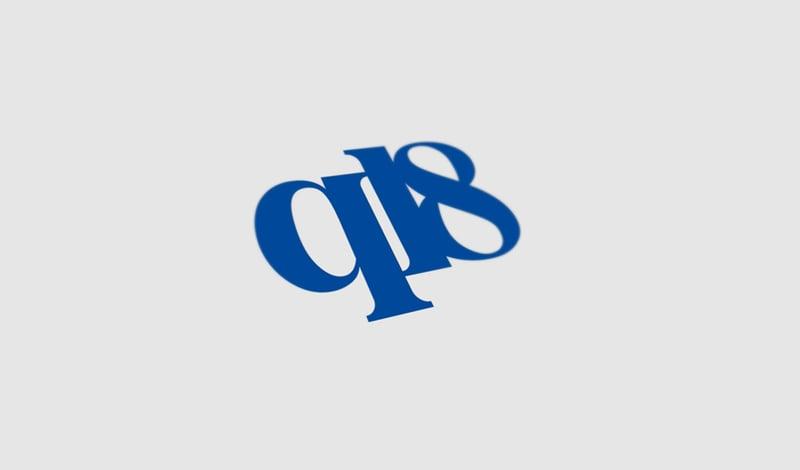 Логотип q18 – работа в портфолио фрилансера