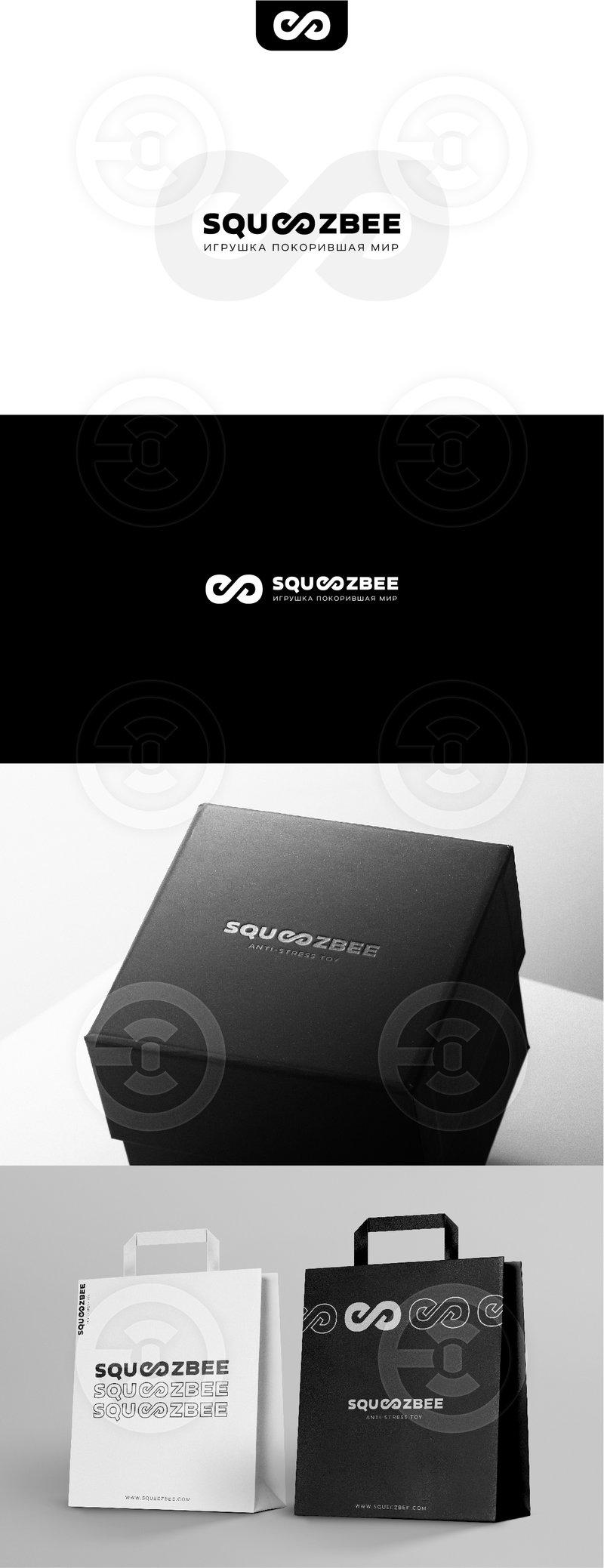 Squeezbee – работа в портфолио фрилансера