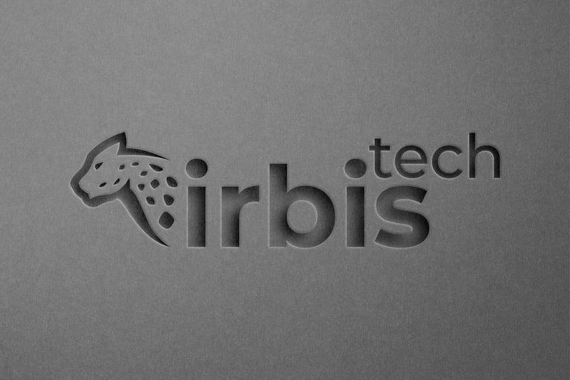 Логотип для «Irbis Tech» – работа в портфолио фрилансера
