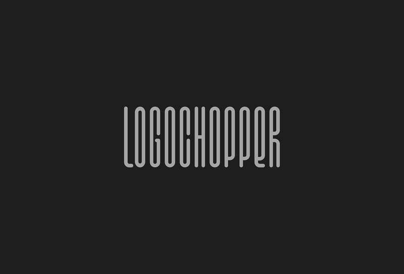 Логотип logochopper v.2 – работа в портфолио фрилансера