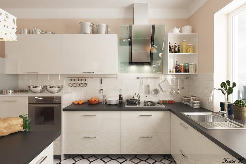 Кухня 15 кв.м. – work in freelancer's portfolio