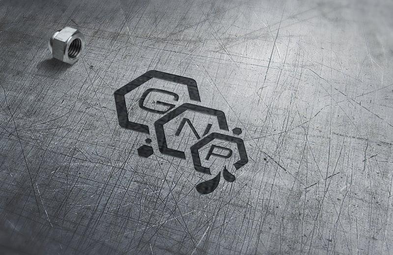GNP – work in freelancer's portfolio