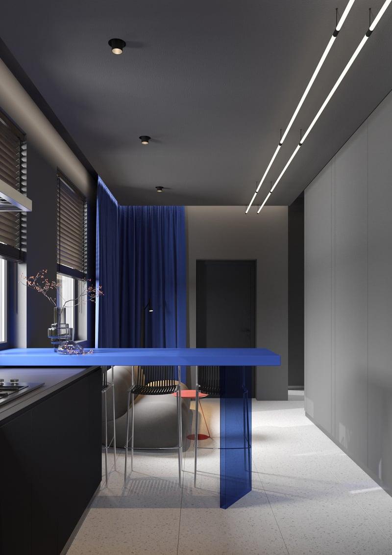 Дизайн будинка 70 м2 – work in freelancer's portfolio