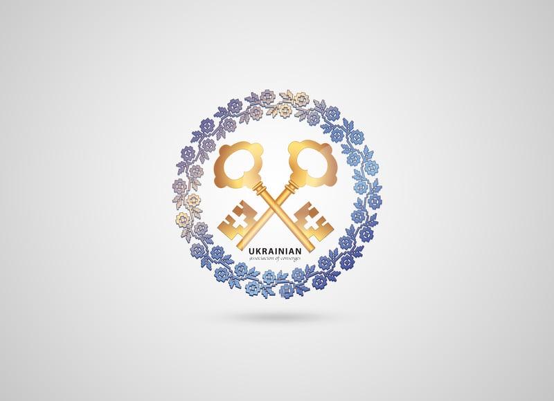 Разработка логотипа для службы консьержей Украина – work in freelancer's portfolio