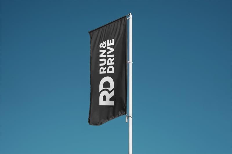 Разработка логотипа RD – работа в портфолио фрилансера