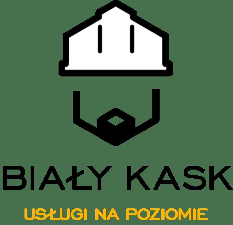 Логотип для польской компании Bialy Kask – работа в портфолио фрилансера