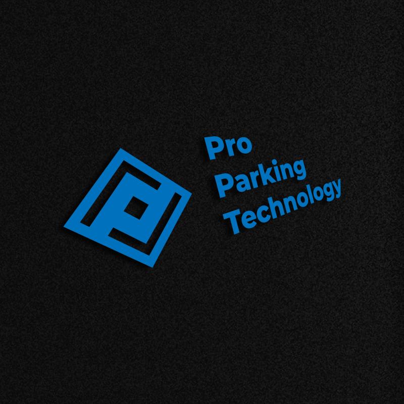 Pro parking technology – work in freelancer's portfolio