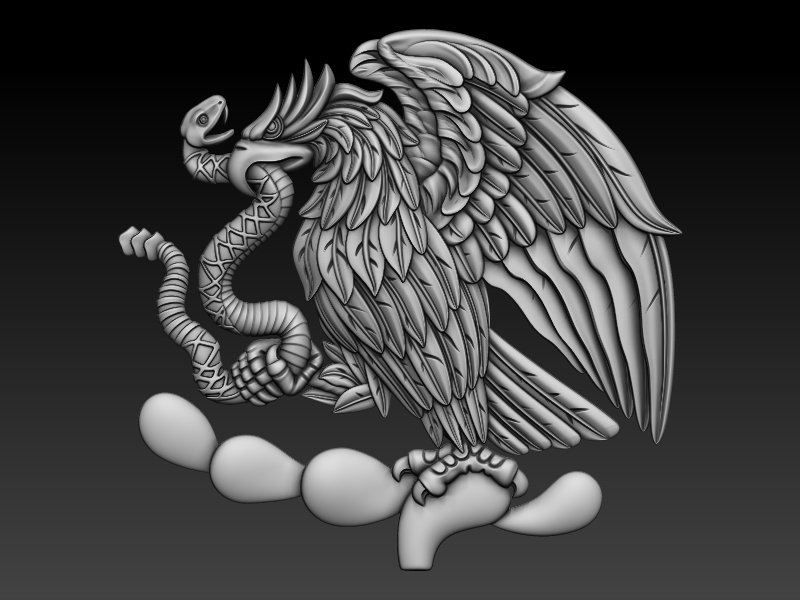 Заготовка на герб – work in freelancer's portfolio