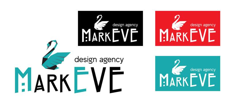 """Лого для BTL """"MarkEve"""" – работа в портфолио фрилансера"""