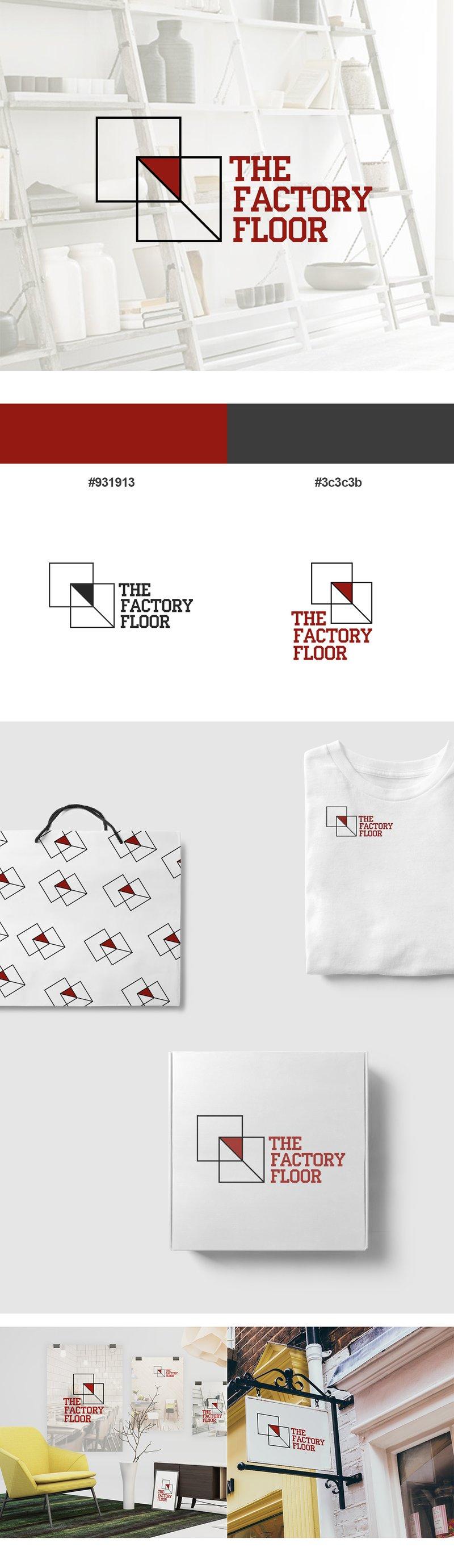 Логотип для магазина фурнитуры и интерьеров – work in freelancer's portfolio