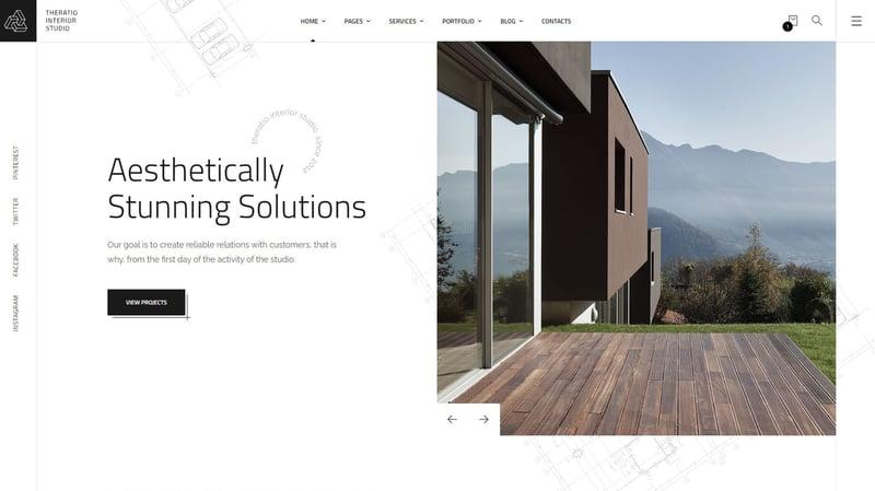 Проект сайту «Colico» – work in freelancer's portfolio