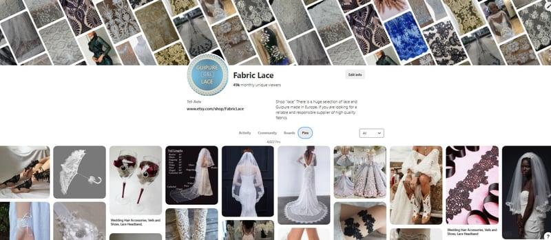 Israel 2020. New collection Wedding lace. – работа в портфолио фрилансера