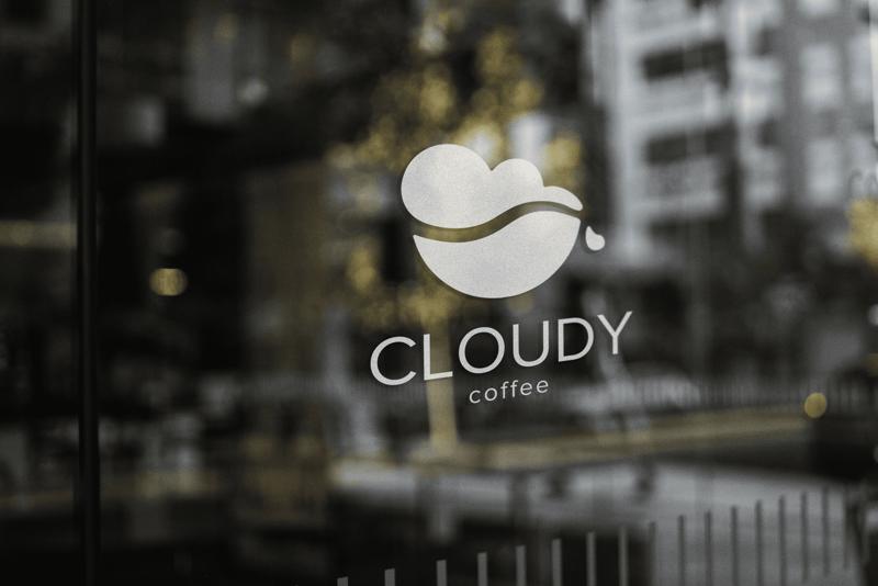 Логотип кофейни – работа в портфолио фрилансера