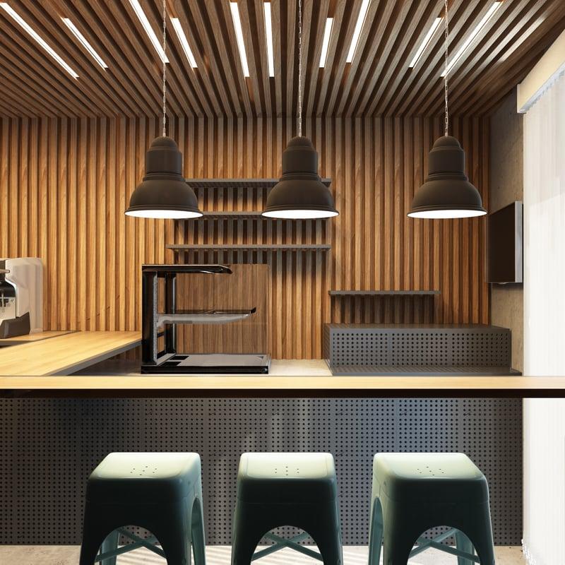 cup cafe – work in freelancer's portfolio