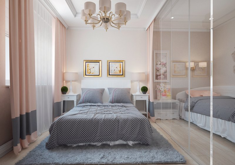 спальня – work in freelancer's portfolio