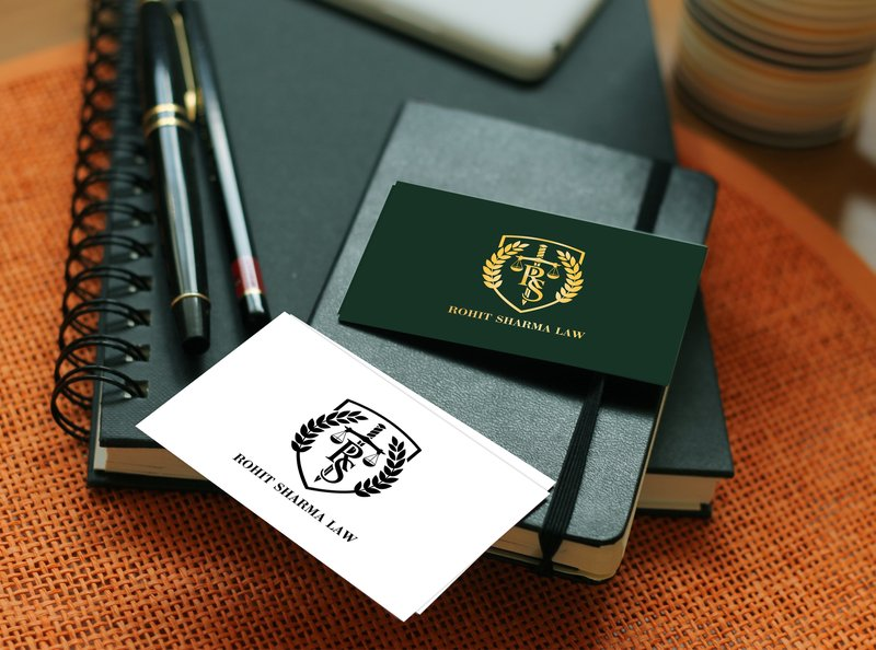 Лого адвокат – работа в портфолио фрилансера