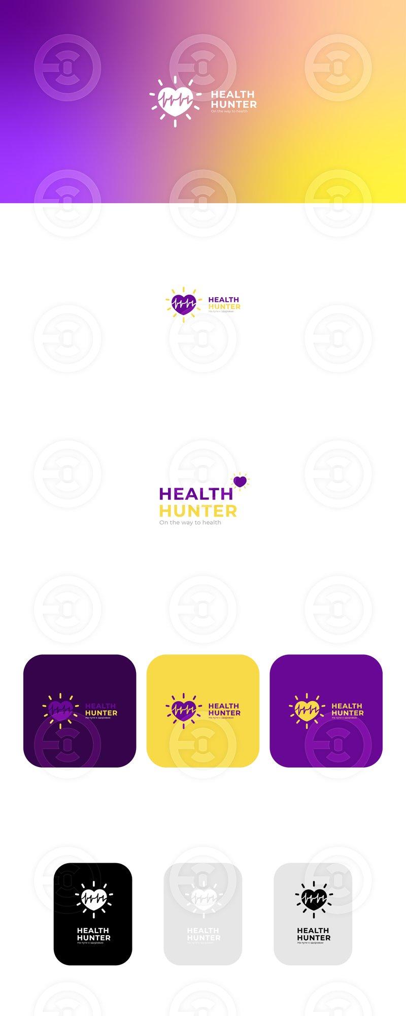 Health Hunter – работа в портфолио фрилансера