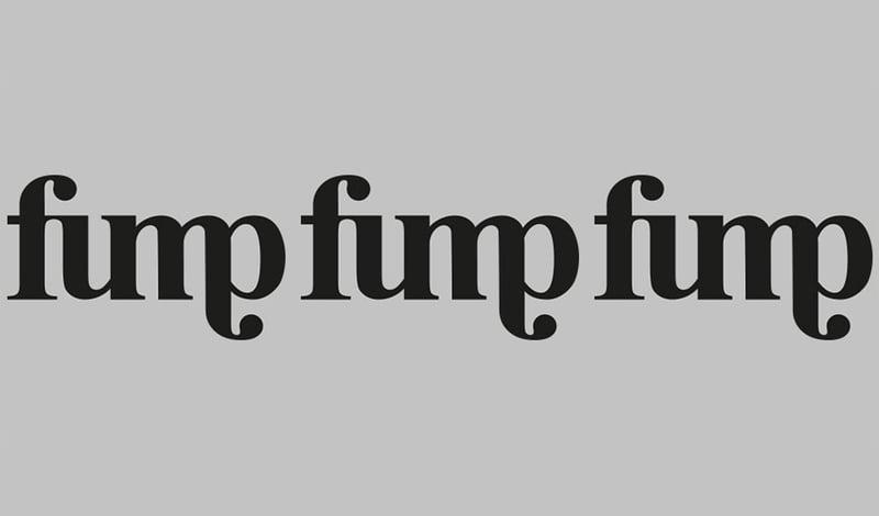 Логотип для студии fump – работа в портфолио фрилансера