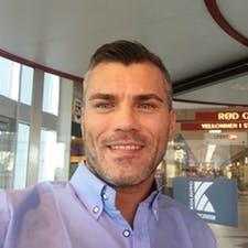 Client Krzysztof D. — Denmark, Copenhagen.
