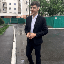 Client Misha S. — Ukraine, Kyiv.