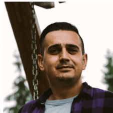 Фрилансер Олександр Б. — Украина, Черкассы. Специализация — HTML/CSS верстка, Javascript