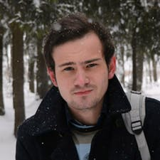 Freelancer Alex M. — Russia, Moscow. Specialization — JavaScript, HTML/CSS