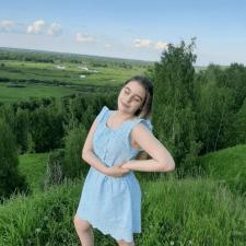 Freelancer Алина П. — Russia, Vyazniki. Specialization — Photo processing, Text translation