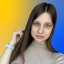 Фрилансер Алина Б. — Украина, Киев. Специализация — Логотипы, Баннеры