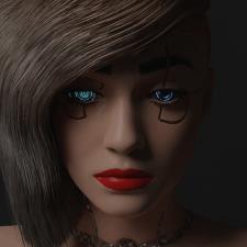 Freelancer Anika S. — Ukraine, Dnepr. Specialization — 3D modeling and visualization, Mobile apps design