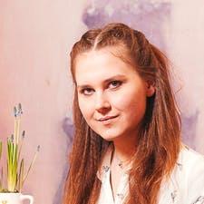 Freelancer Anastasia A. — Ukraine, Kyiv. Specialization — Text translation, Article writing