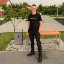 Фрілансер Andrey M. — Україна, Київ. Спеціалізація — Дизайн сайтів