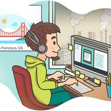 Freelancer Андрей М. — Ukraine, Odessa. Specialization — Web programming, Web design