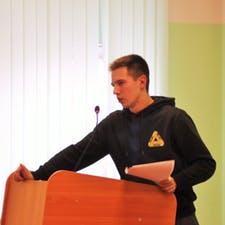 Freelancer Андрей Н. — Russia, Moscow. Specialization — JavaScript, Web programming