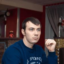 Фрилансер Андрей Д. — Украина, Кривой Рог. Специализация — HTML/CSS верстка, Javascript