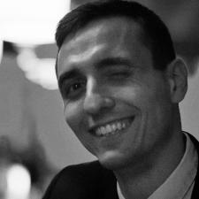Freelancer Andriy M. — Ukraine, Kyiv. Specialization — JavaScript, English