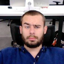 Freelancer Bohdan S. — Ukraine, Kyiv. Specialization — Blockchain, Web programming