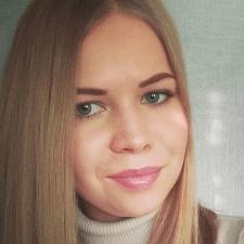 Freelancer Анна Ц. — Ukraine, Kyiv. Specialization — English, Social media page design