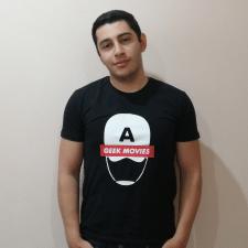 Freelancer Arshak T. — Armenia, Yerevan. Specialization — Audio/video editing, Video processing
