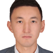 Freelancer Айбек С. — Kyrgyzstan, Бишкек. Specialization — Vector graphics, Business card design