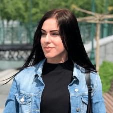 Freelancer Диана П. — Ukraine, Kharkiv. Specialization — Web design, Corporate style