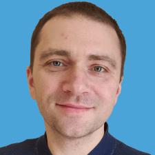 Freelancer Mykola B. — Ukraine. Specialization — JavaScript, HTML/CSS