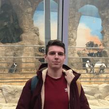 Freelancer Данил З. — Russia, Krasnoyarsk. Specialization — HTML/CSS, JavaScript