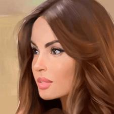 Фрилансер Daulet Karazhigitov — Иллюстрации и рисунки, Живопись и графика