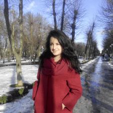 Фрилансер Елена К. — Украина, Киев. Специализация — Полиграфический дизайн, Дизайн сайтов