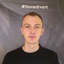 Freelancer Dima B. — Ukraine, Rovno. Specialization — JavaScript, Node.js