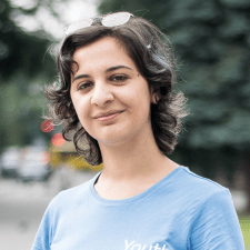 Freelancer Ельміра Т. — Ukraine, Lvov. Specialization — Spanish